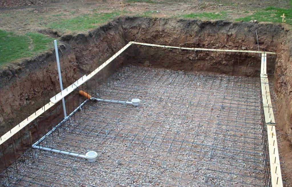 Как построить бассейн в доме своими руками