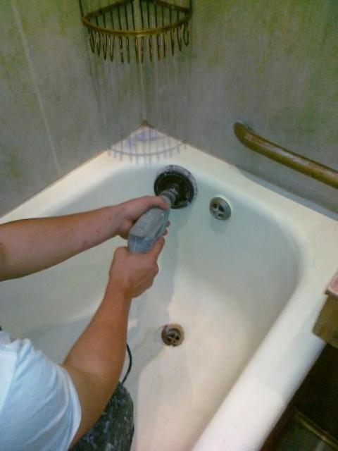Эмалировать ванну домашних условиях